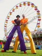 Hire circus stilt walkers in Phoenix Arizona