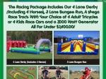 Teen and Kids Racing Package