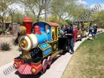 Arizona trackless train rentals