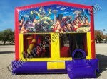 Transformers bounce house rental phoenix AZ