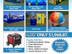 Water Day Party Package C11 $1,968.87