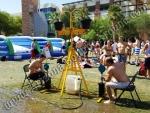 Water Pump Battle Rental, Down Pour Derby rental in Phoenix, Rent a down pour derby