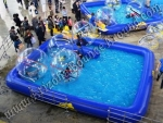 Water Walking Ball Pool Rental Phoenix Arizona