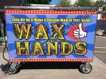 Wax hands machine rental Arizona