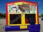 Western Cowboy Cowgirl Bounce House Rentals AZ