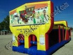 Western Cowboy Obstacle Course Rental Arizona