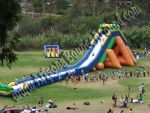 Worlds tallest inflatable water slide rental in Arizona California