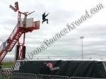 Spectrum sports zero shock stunt jumping air bag rentals AZ, CA, NV, NM